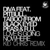 Diva Feat. Pitbull,  Taboo (from Black Eyed Peas) - Love Is Going Nowhere - Kid Chris Remix