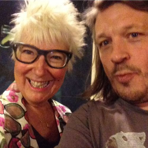 Richard Herring's Edinburgh Fringe Podcast 2013 #01: Jenny Eclair and Alfie Brown