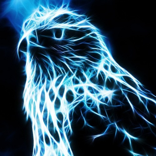 Blue Galactic Eagle