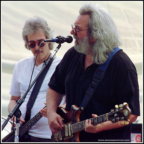 """Jerry Garcia Band - """"Waiting For A Miracle (Live 1989)"""""""