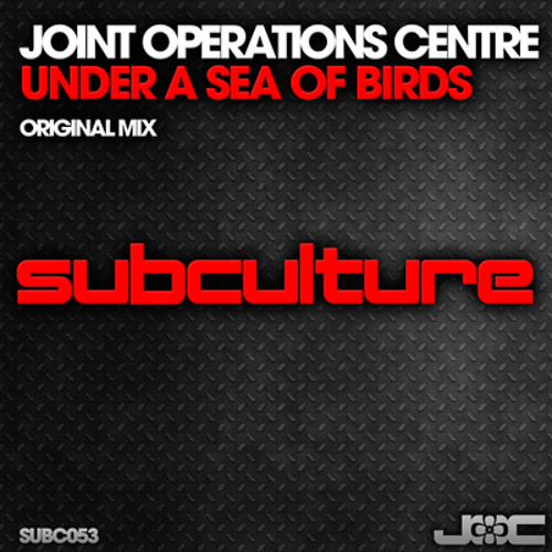 Joint Operations Centre - Under a Sea of Birds