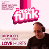 LOVE HURTS ''IOSUPASTAR DEEP UNDERGROUND MIX'' SOUNDCLOUD EDIT