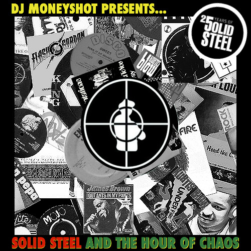 Solid Steel Radio Show 2/8/2013 Part 1 + 2 - DJ Moneyshot