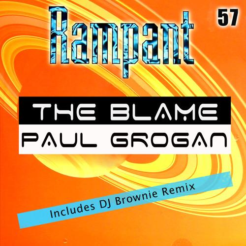Paul Grogan - 'The Blame'