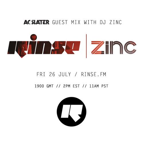 AC Slater - Guest DJ Mix on Rinse FM
