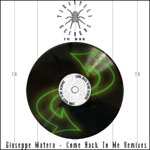 Come Back To Me (Federico Brash Remix)