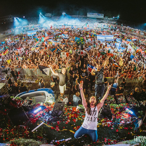 Steve Aoki - Tomorrowland 2013 Main Stage Set