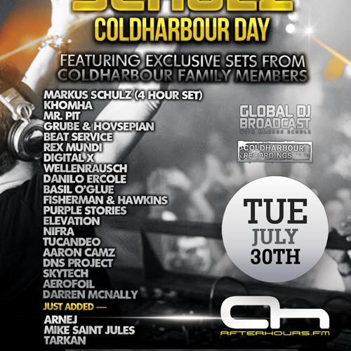 Purple Stories - Coldharbour Day 2013 @ AH.FM