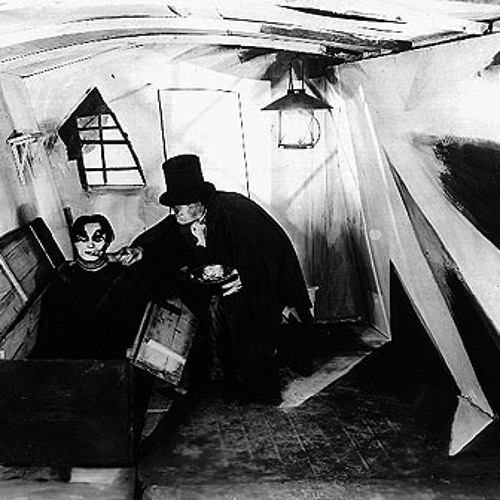 """Cabinet of Dr.Caligari"" (Original Mix)(Voice Martin L. King)"