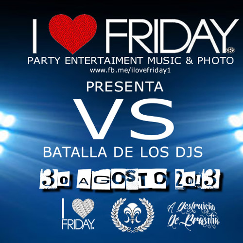CONTEST I LOVE FRIDAY <3 - CRIMINAL BROTHERS
