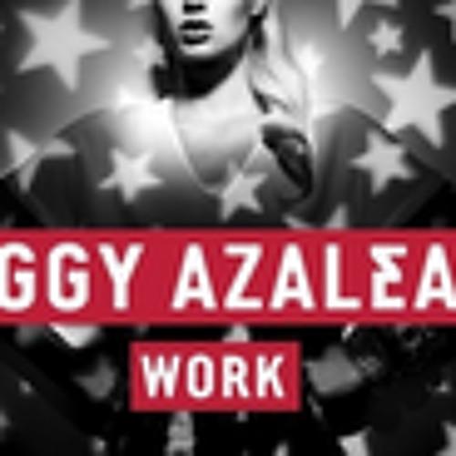 IGGY AZALEA WORK Rony Deville 2013