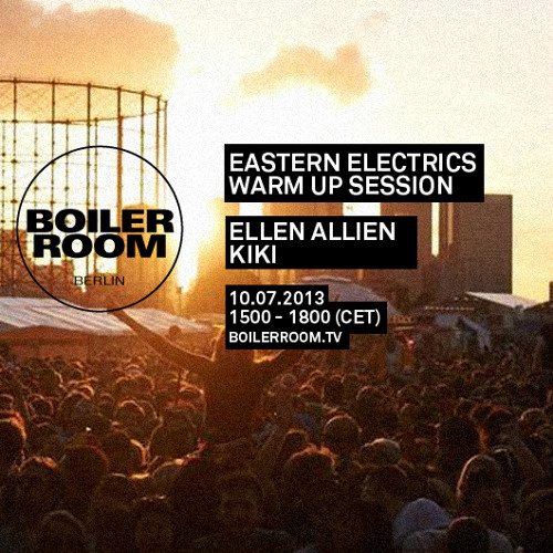 Ellen Allien Boiler Room x Eastern Electrics Berlin DJ Set