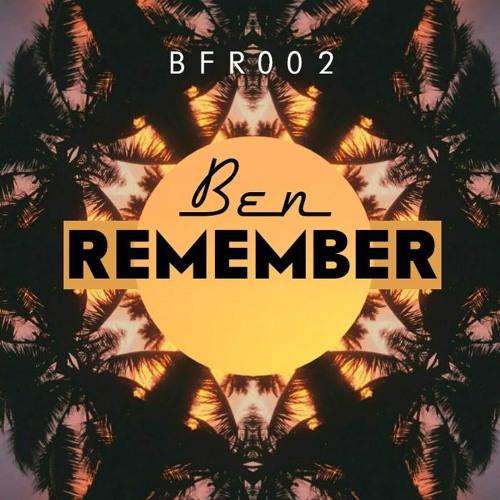 Ben Remember - Saturday Sunset (Rektchordz Remix) OUT NOW!