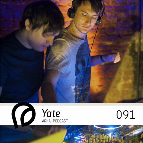 ARMA PODCAST 091: Yate - live @ Feeleed vs Fragment
