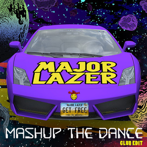 Major Lazer &  The Partysquad feat Ward 21- Mashup the Dance (Club Edit)