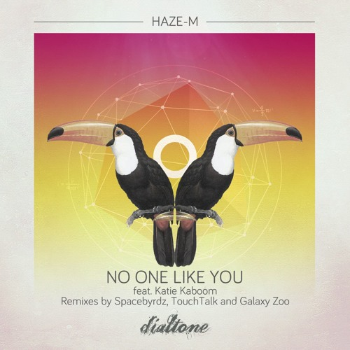 Haze-M- No One Like You (Original Mix) [Dialtone Recs] Snippet 192kbs out 26 august