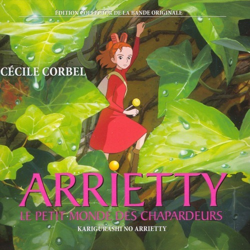 Cecile Corbel - Arrietty's Song (Orchestral & Music Box Remix)