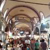 Grand Bazaar at Kapalı carsı
