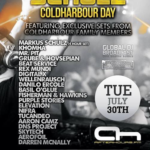 Aaron Camz - Coldharbour Day 2013