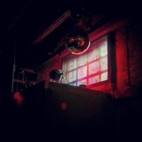 thekais warm-up set @ Glücklich und Ungeniert // 01.08.13 // Crack Bellmer Berlin
