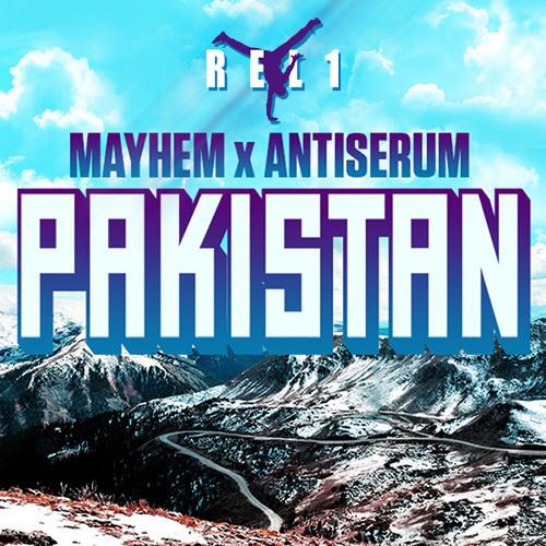 MAYHEM X ANTISERUM - PAKISTAN (REL1 RE-BOUNCE) VIP