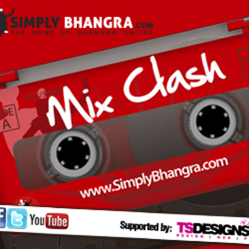 Mix Clash [5] Gupsy Aujla - Sida Sada Desi Mix