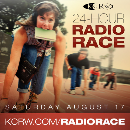 (OLD) KCRW's First Annual 24-Hour Radio Race (August 17-18 2013)