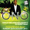 ONO LONDON - Carnival Bank Holiday ft Ashley Walters (Channel 4's TopBoy)
