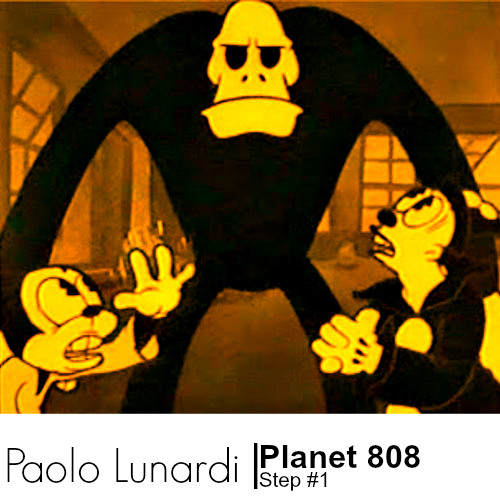 Paolo Lunardi // Excerpt Album: Planet 808 step #1