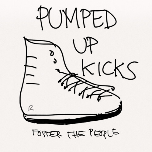 Runt - Pumped up kicks (cover) Foster The People