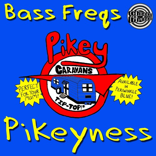 Bass Freqs - Pikeyness - OUT NOW
