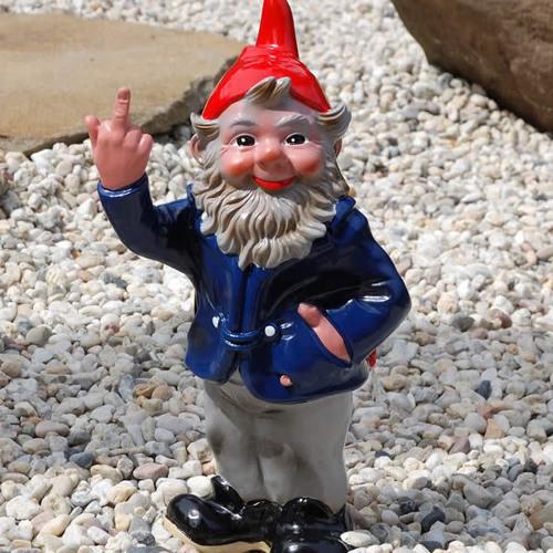 The Sleazy Gnome