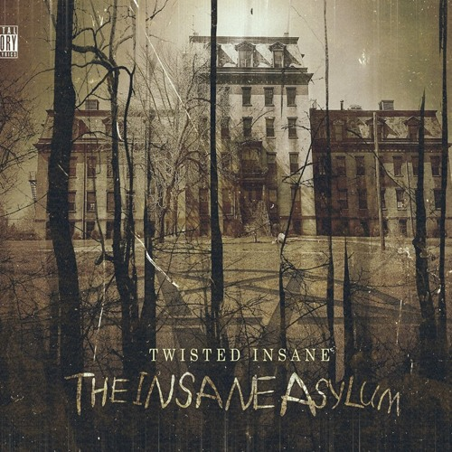 Twisted Insane Ft. Charles Xavier - Scary Stories To Tell In The Dark