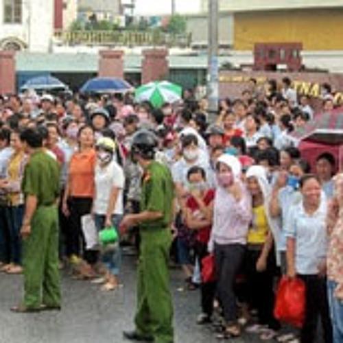 """Đình công """"tự phát"""", sự khó xử của đảng cộng sản-RFA"""