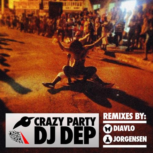 DJ DEP - Crazy Party (Jorgensen loves housemusic Remix)