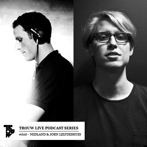 Trouw Live Podcast Series #10 - Midland & Jorn Liefdeshuis at Pixel