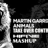 Martin Garrix vs. Eva Simons - Animals Take Over Control (Hifive Mashup) [Radio edit] FDL