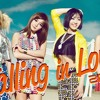 2NE1's Falling in Love (short cover with messed rap parts)+ it'll hurts your ears.