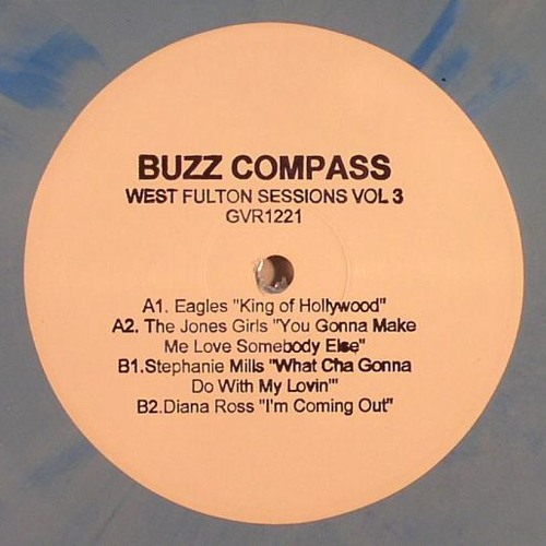 GVR 1221 Stephanie Mills - What Cha Gonna Do With My Lovin (Buzz Compass Edit) 12'' out in June 2013