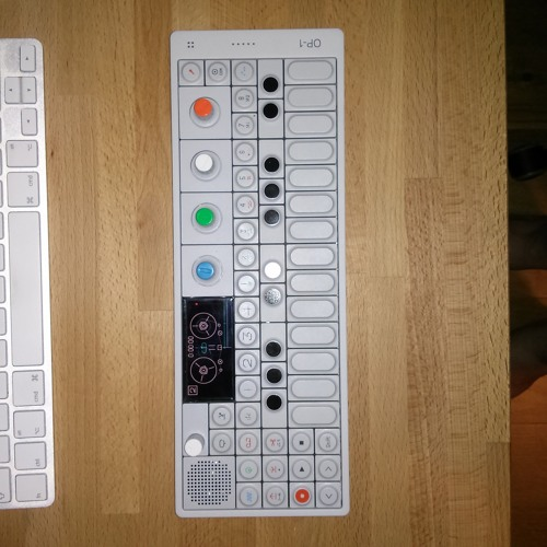 OP-1 First beats