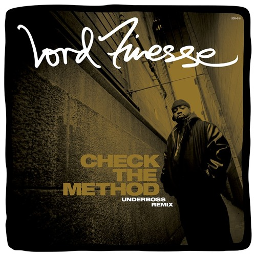 UNDERBOSS REMIXES - Check The Method (A/B Side Snippets)