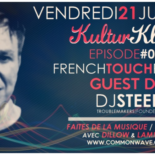 Dj Steef_Kultur Klub Mix 21 06 13