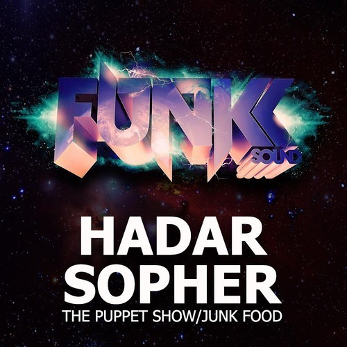 Hadar Sopher -Junk Food EP- *August 6th 2013*