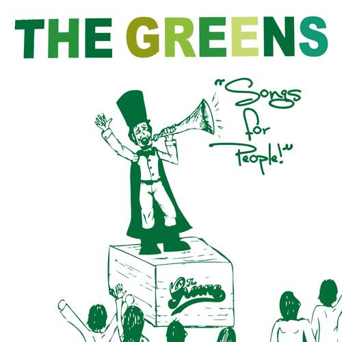The Greens - Monster Ballad