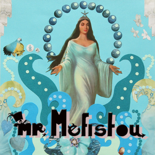 Flores Blancas a Yemanja -Drexler vs mr. Mefistou (spacedub remix)