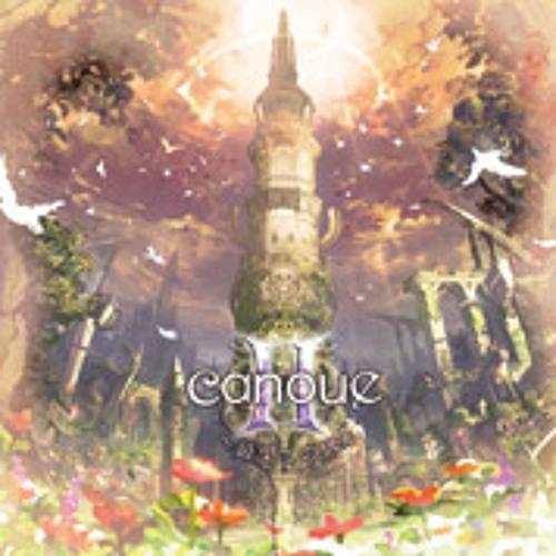 【canoue 2nd Original Fantasy CD】tr.6 硝子越しの群青 試聴版