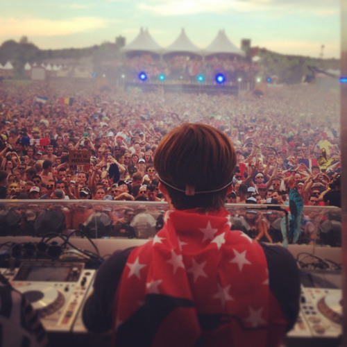 Martin Solveig live @ Tomorrowland 2013 (Super You & Me Set) Part 1