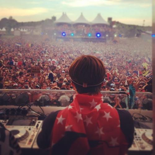 Martin Solveig live @ Tomorrowland 2013 (Super You & Me Set) Part 1