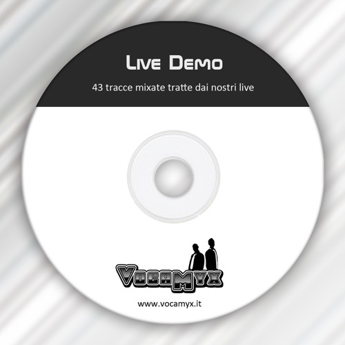 VocaMyx Live Demo 2012