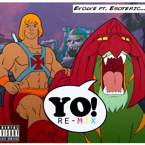 Evolve ft. Esoteric - Yo! (Kev La Kat Remix) - Love Our Records